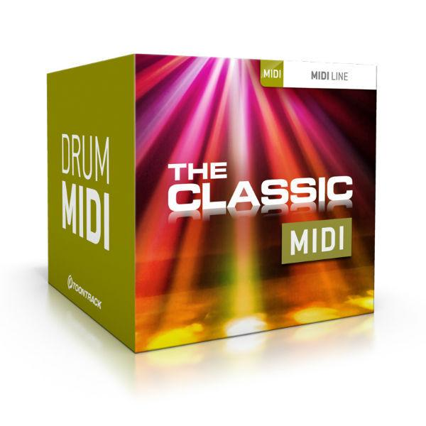 Download Toontrack The Classic MIDI