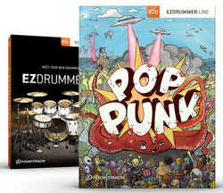 Toontrack EZX - Pop Punk EDUCATION