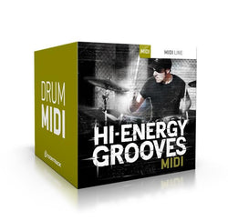 Download Toontrack Hi-Energy Grooves MIDI