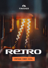 ujam Finisher Retro Cover
