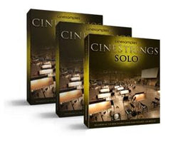 Download Cinesamples CineStrings Complete