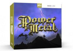 Download Toontrack Power Metal MIDI