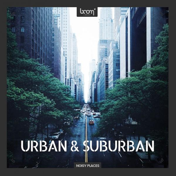 Download Boom Library Urban & Suburban