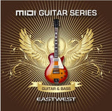 Interface EastWest MIDI Guitar Series Bundle