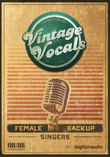 Download Big Fish Audio Vintage Vocals