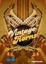 Download Big Fish Audio Vintage Horns
