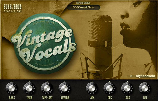 Buy Big Fish Audio Vintage Vocals