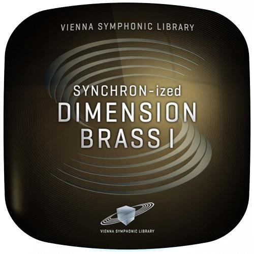 VSL SYNCHRON-ized Dimension Brass I