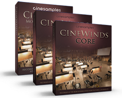 Cinesamples CineWinds Complete Bundle
