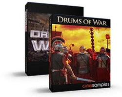 Download Cinesamples Drums of War Bundle