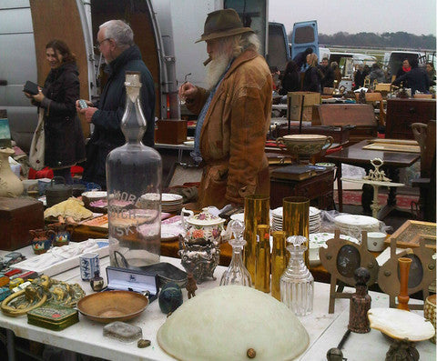 How to Spot a Bargain Antique and Why