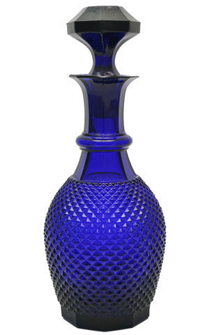 Antique Bristol Blue Glass – a Brief History