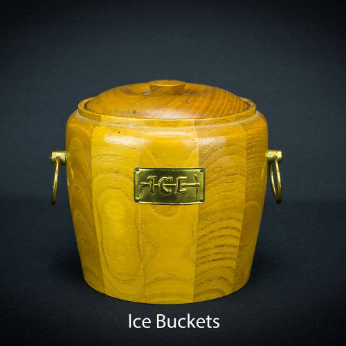 Mid Century ice bucket
