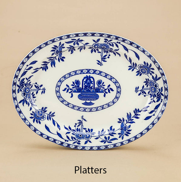 Platters collection