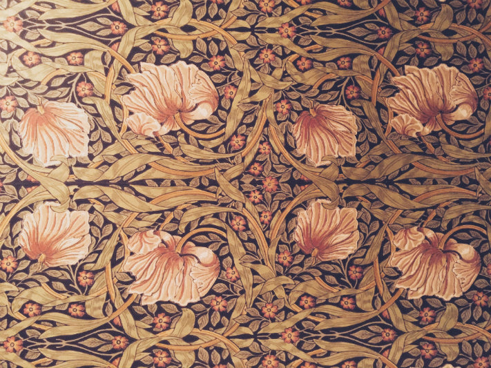 Arts & Crafts wallpaper pattern