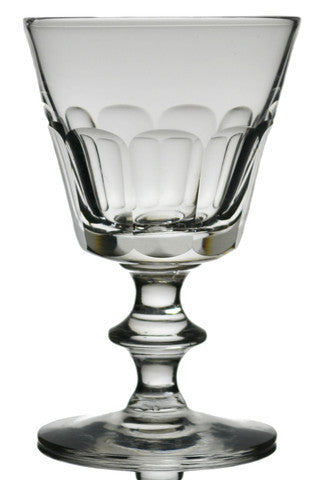 Antique port glass