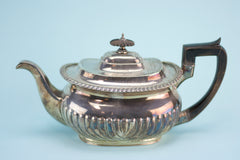 Tarnished teapot