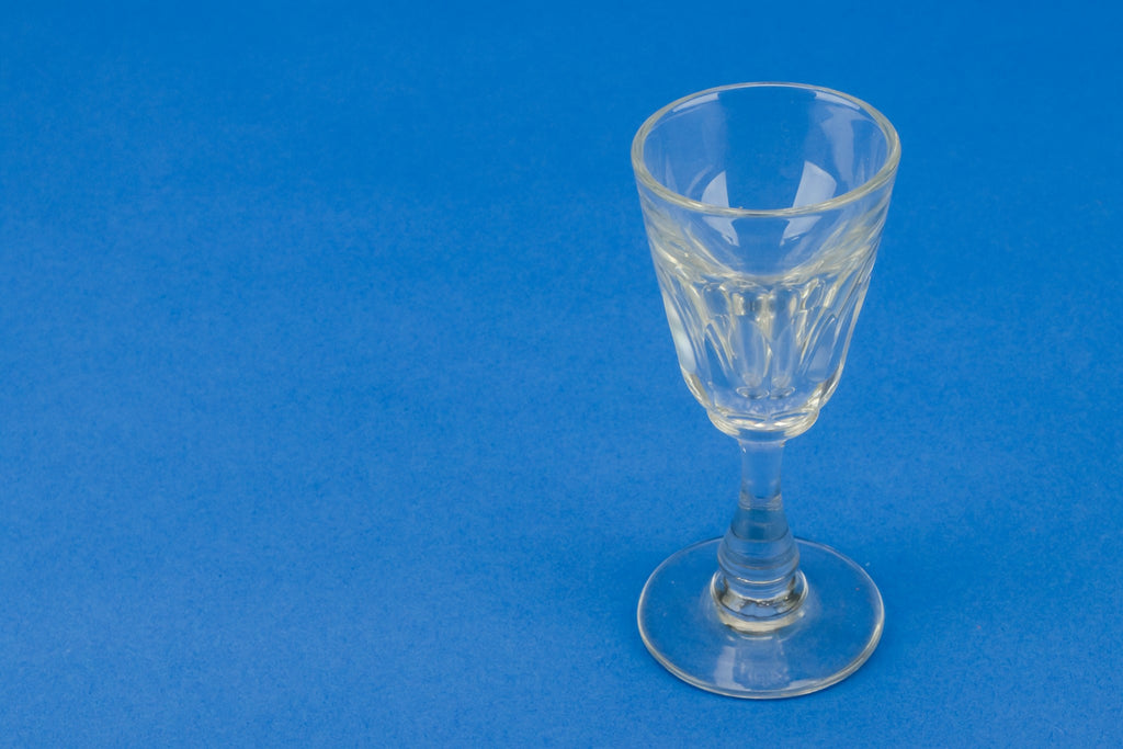 Sherry stem glass