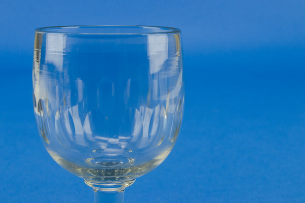 Large port glass