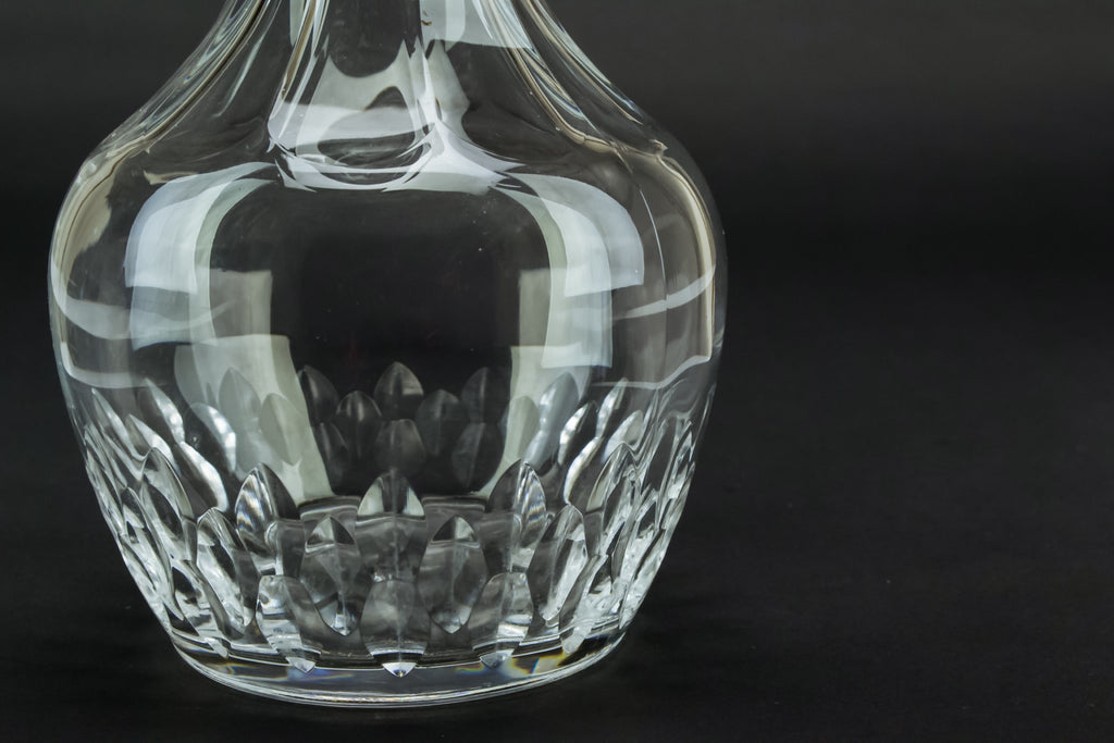Robust wine glass decanter