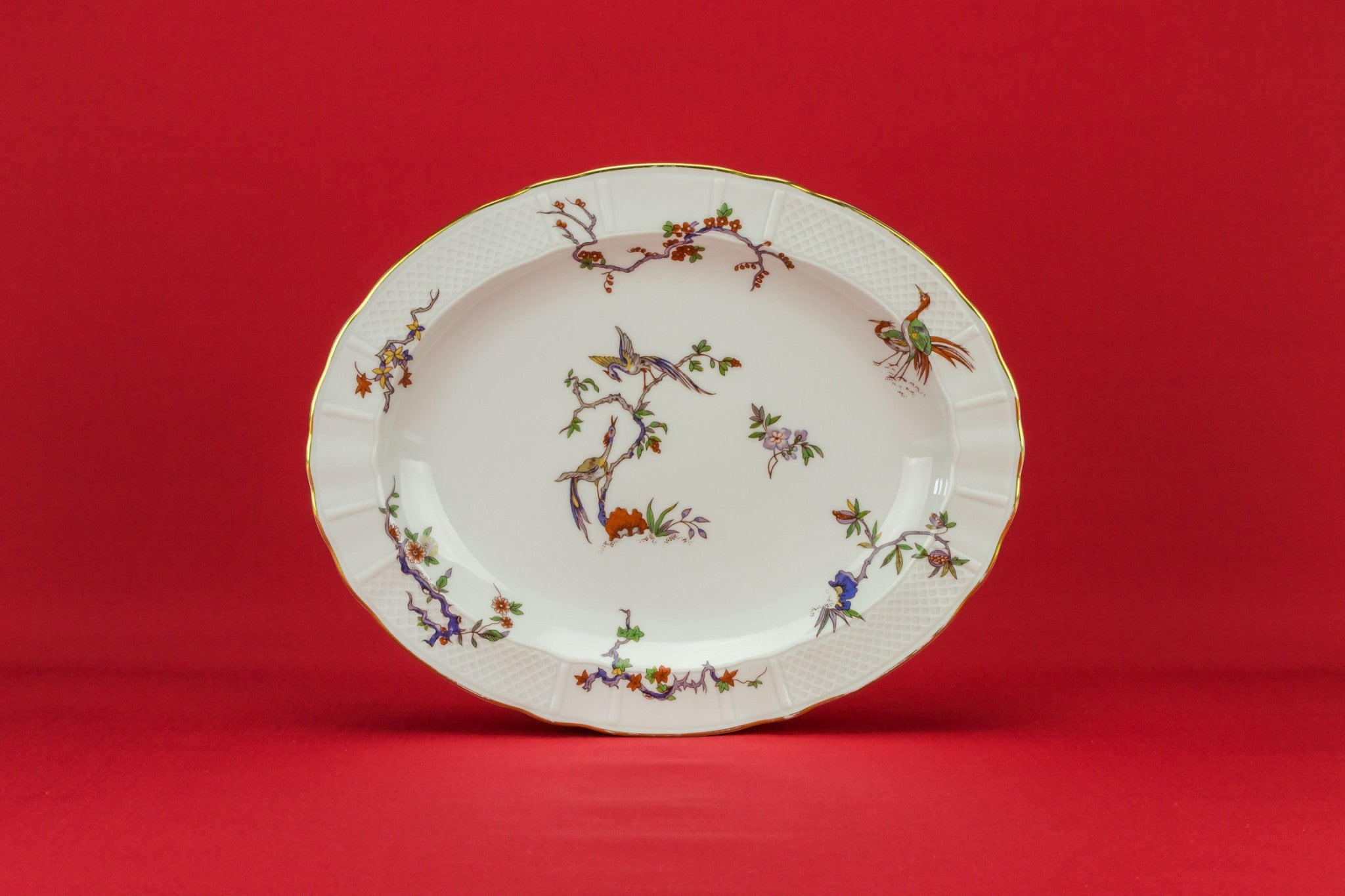 Limoges serving platter