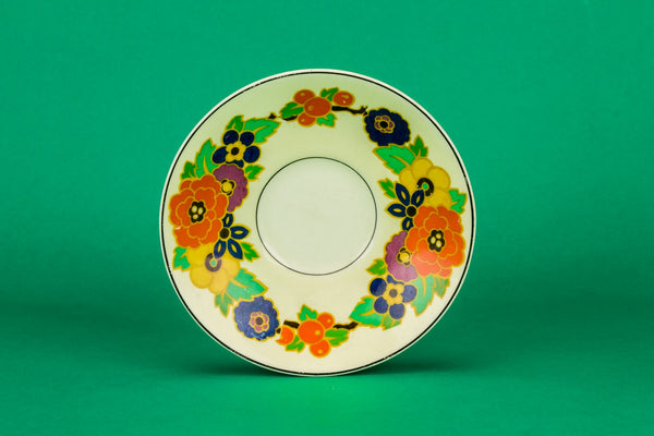 6 Grindley pottery plates