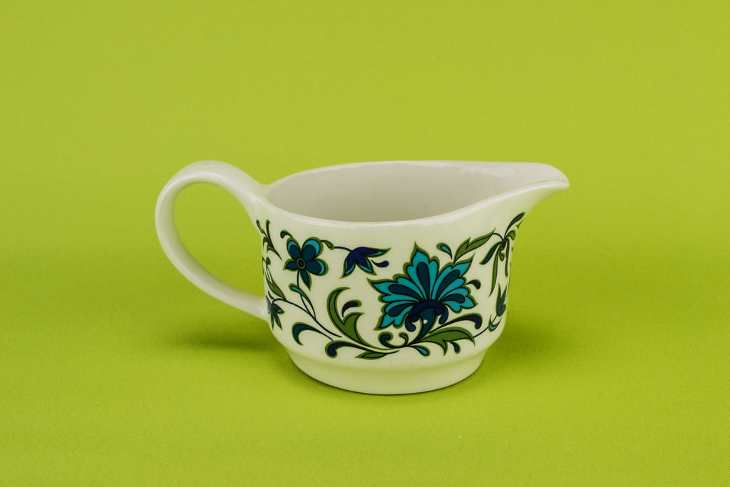 Spanish Garden milk jug