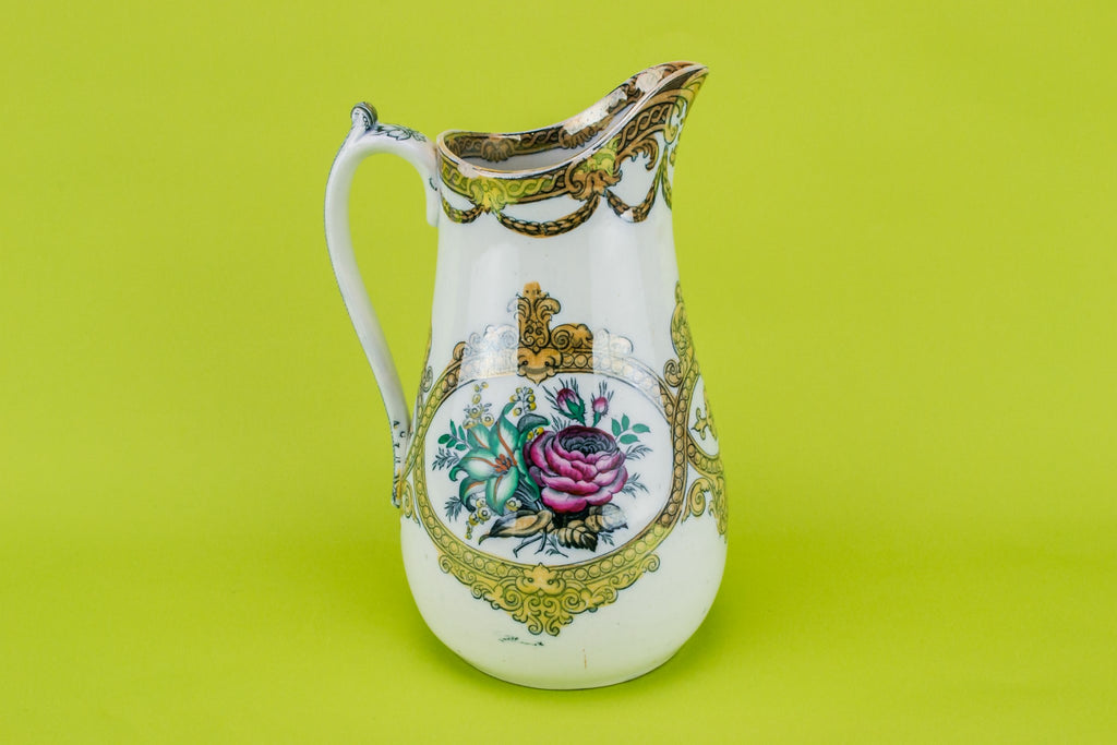 Jug for flower displays