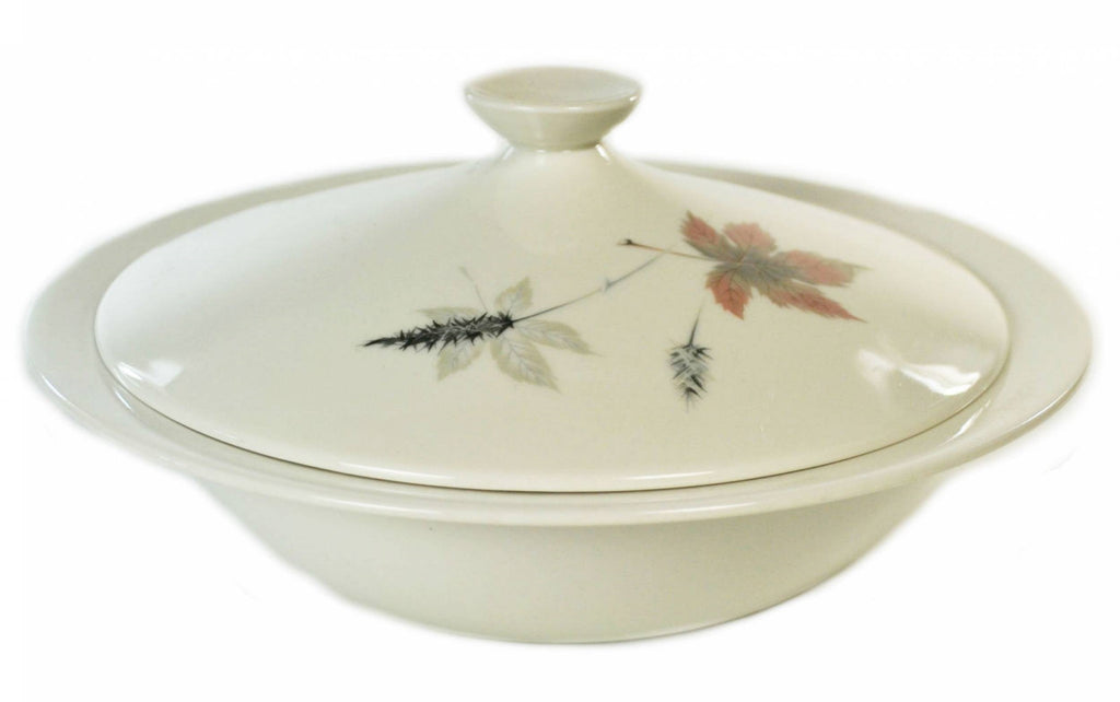 English serving bowl