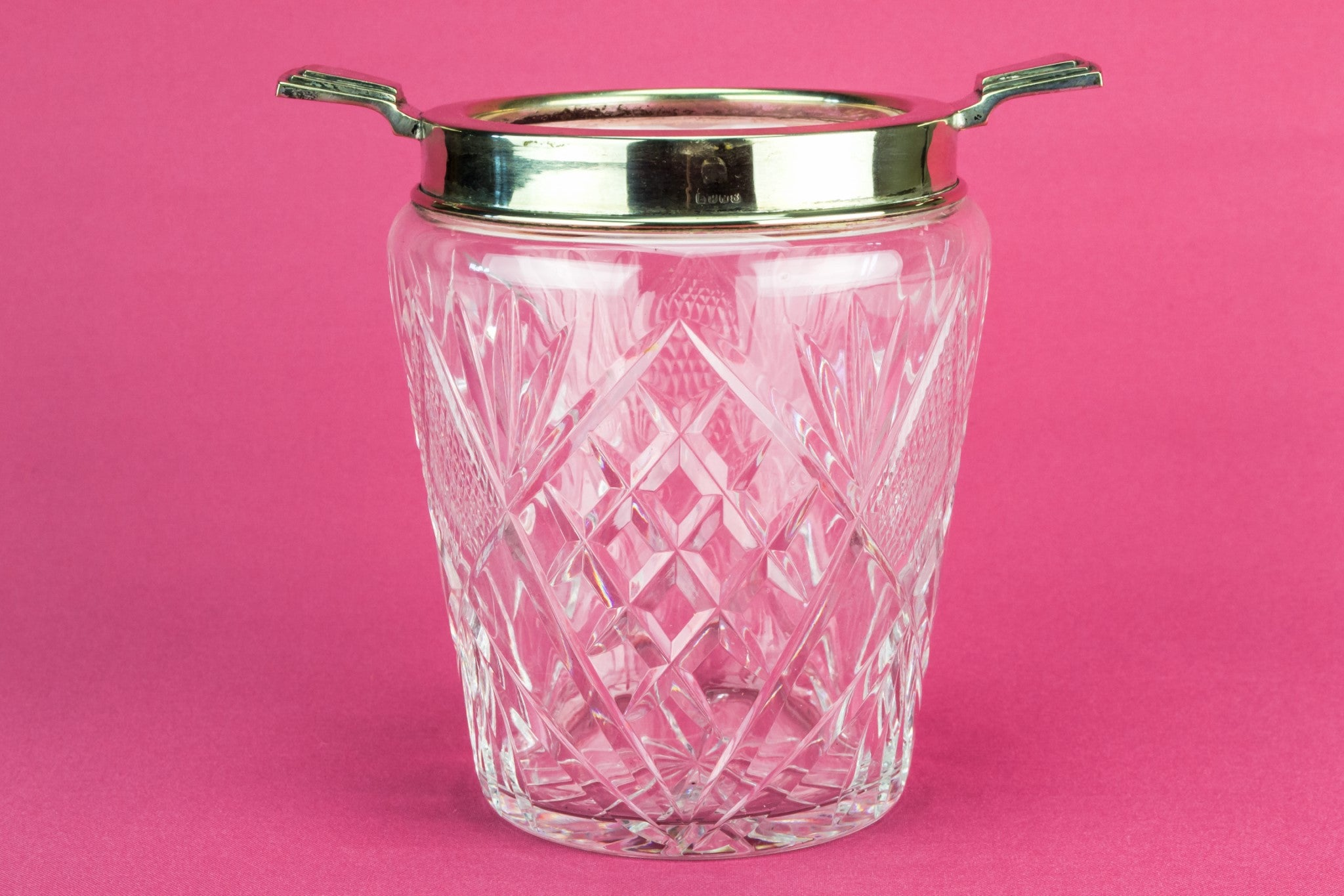 Slick Art Deco ice bucket