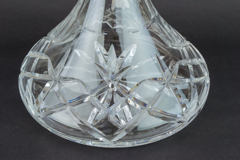 Large ship decanter