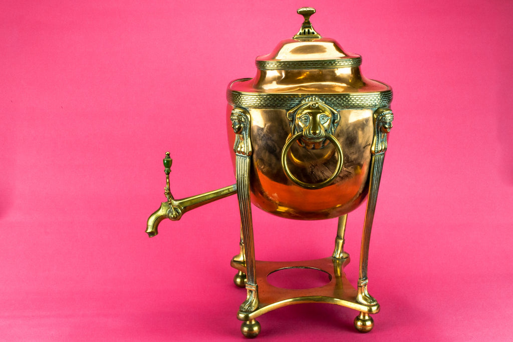 Regency hot water urn
