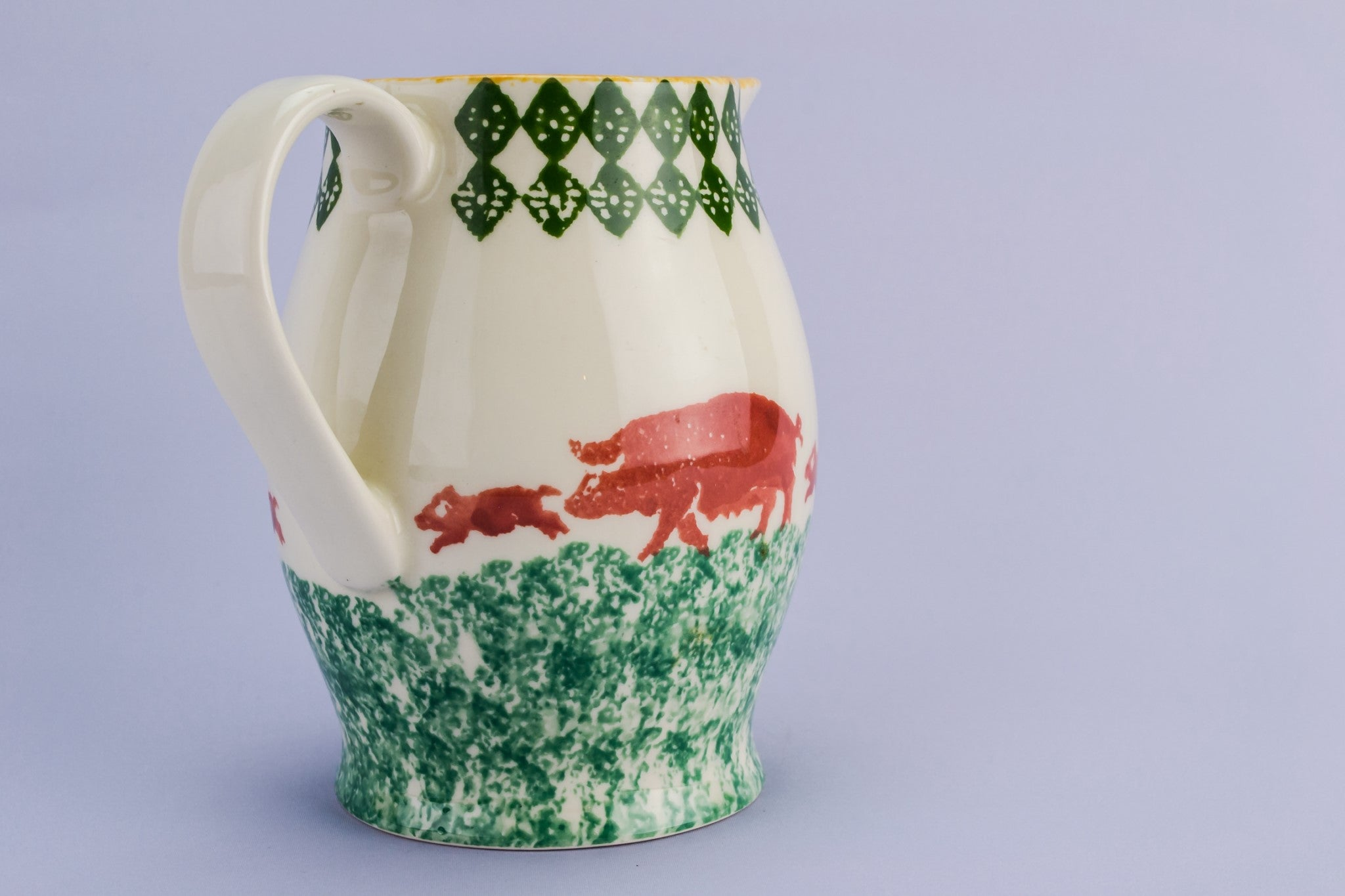 Pigs & piglets small jug