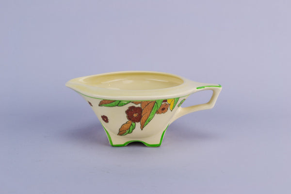Cream gravy boat