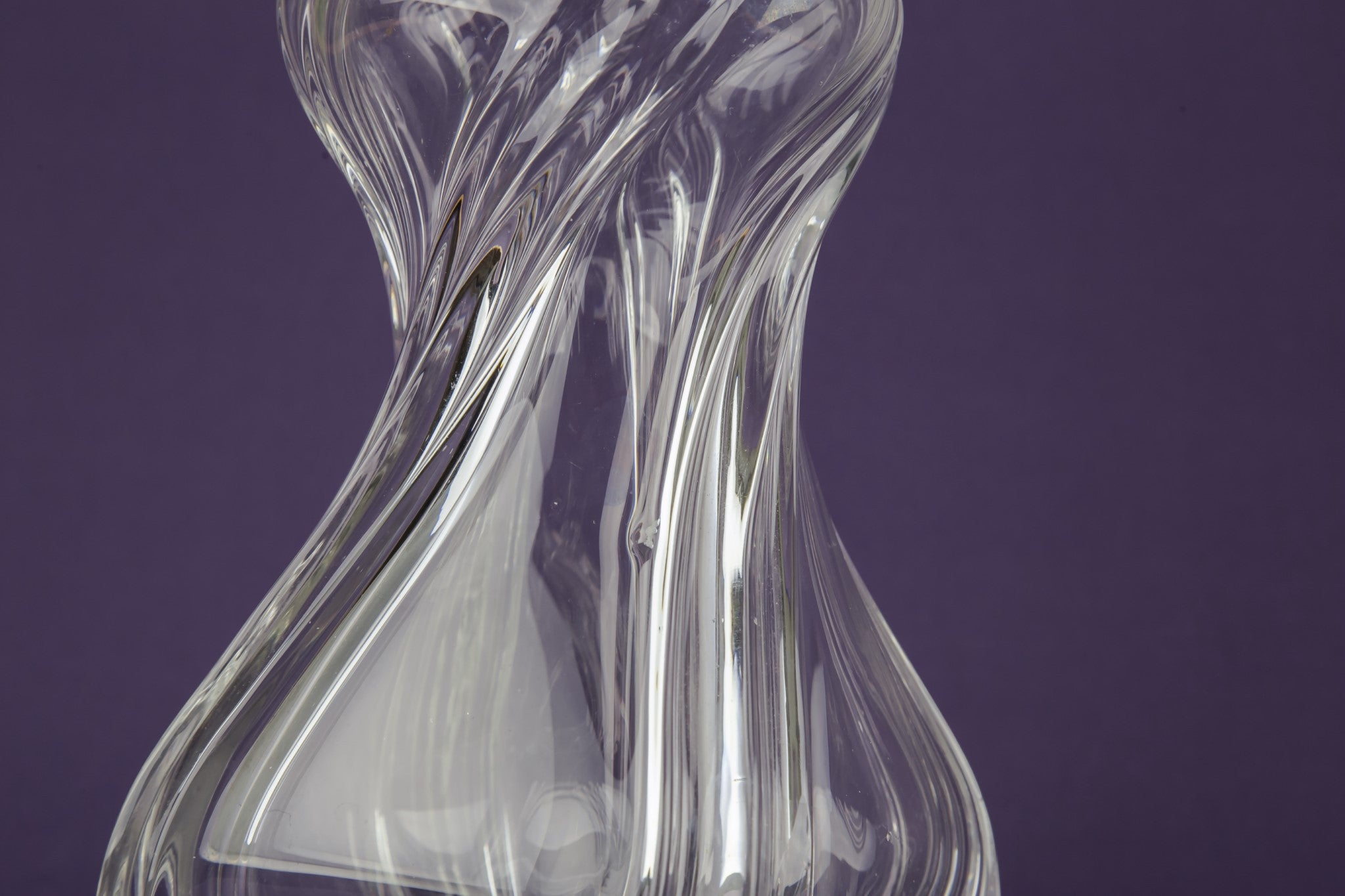 Art Nouveau decanter