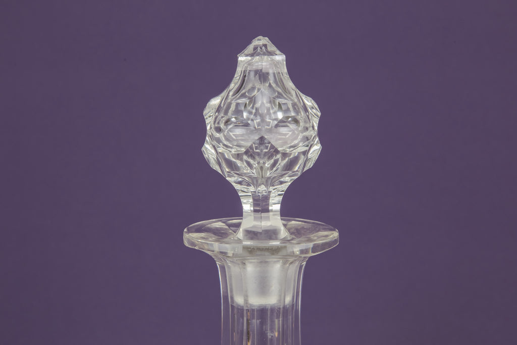 Dessert wine glass decanter
