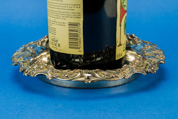 Christofle bottle coaster