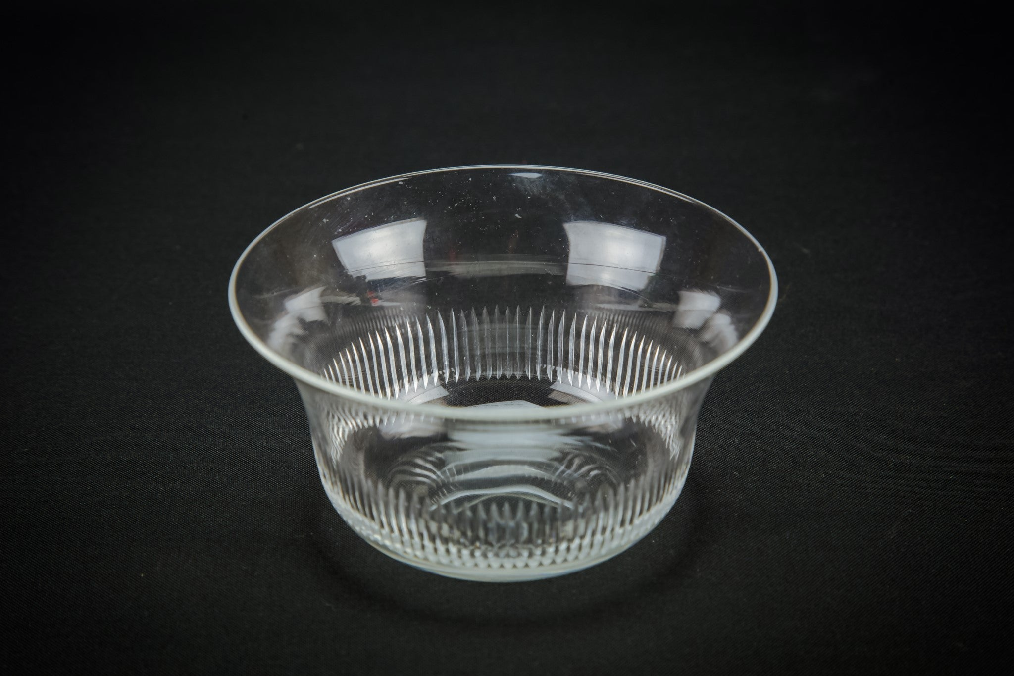 3 Art Deco glass bowls