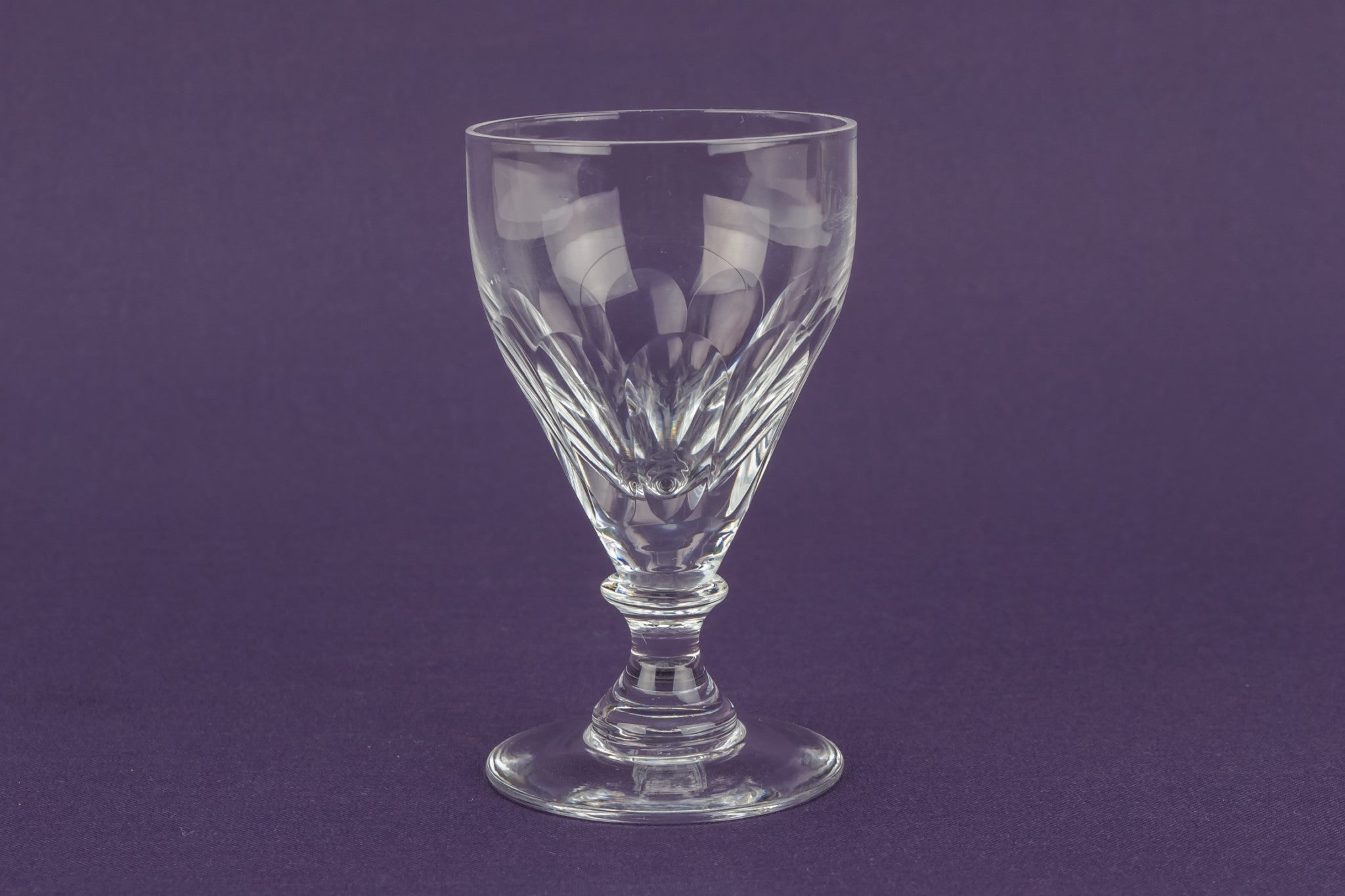 6 stem port glasses
