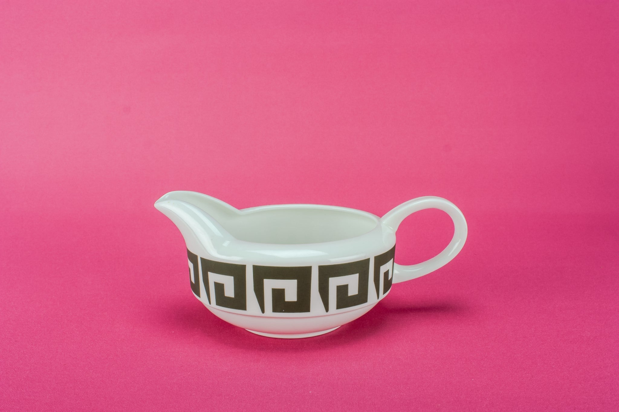 Wedgwood bone china gravy boat