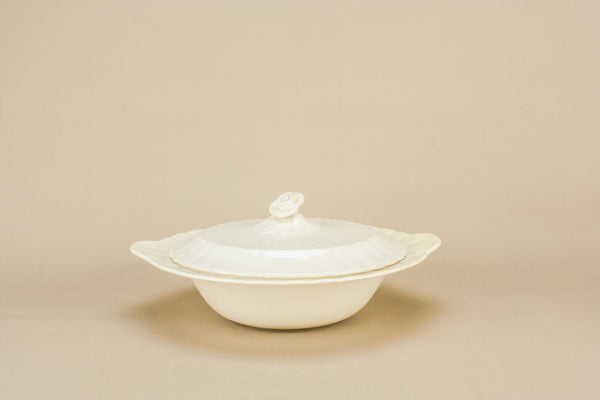 Traditional pottery tureen