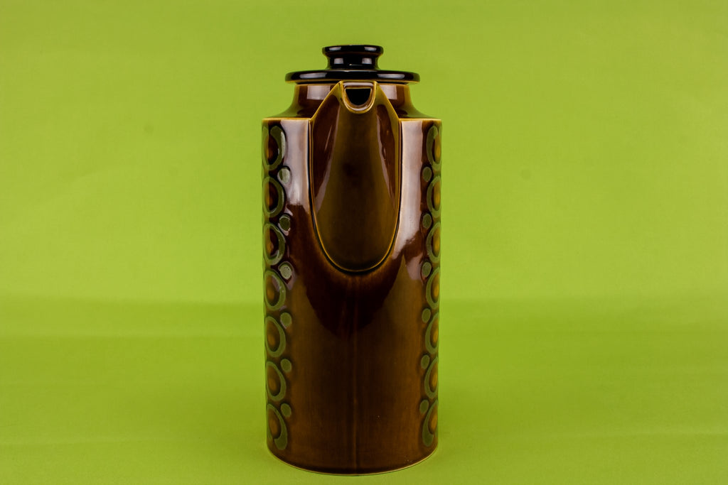 Hornsea pottery coffee pot
