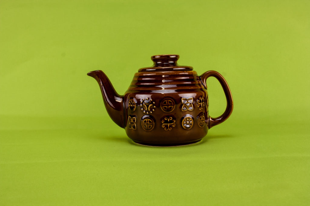 Pottery Modernist teapot