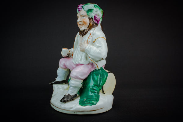 Victorian pottery sculpture