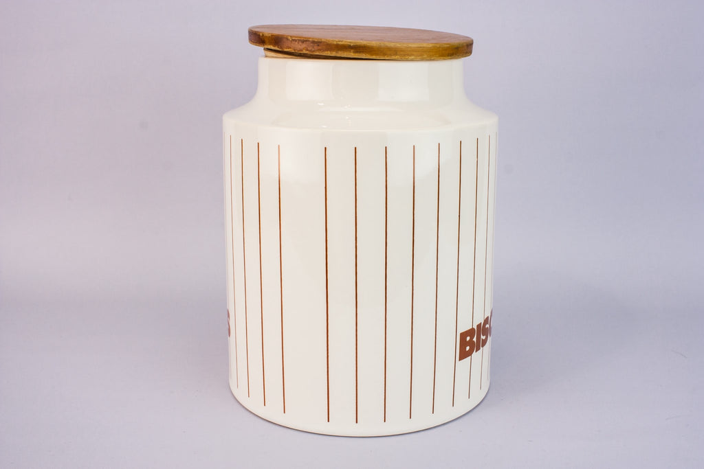 Hornsea kitchen jar