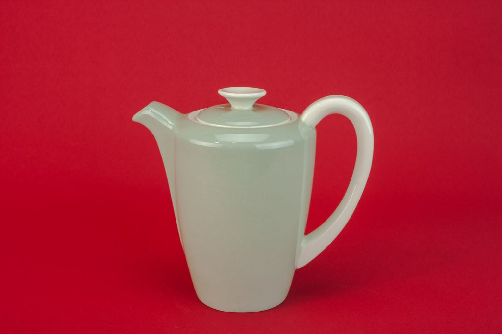 Poole pottery coffee pot