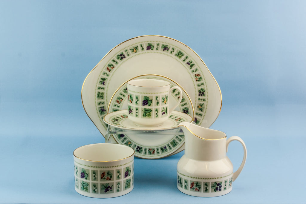 Royal Doulton tea set for 6