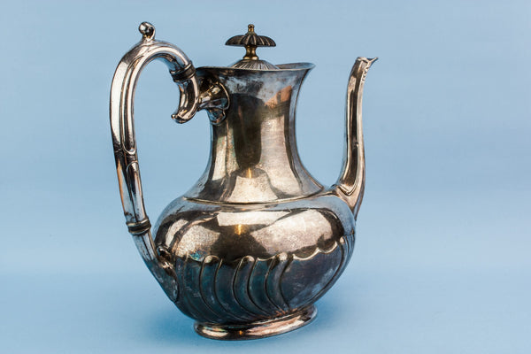 Large Neo-Classical coffee pot