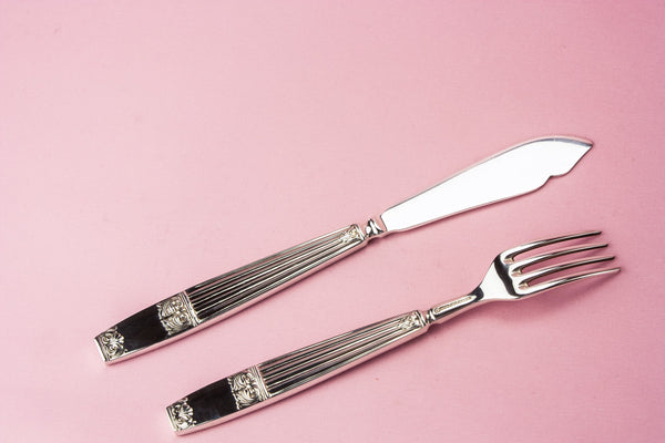 Elkington cutlery set for 6