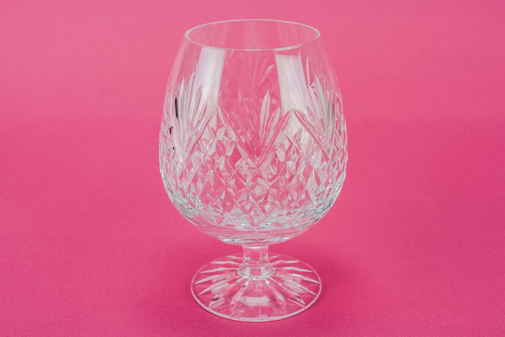 4 large whisky glasses